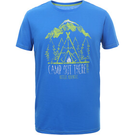 Icepeak Berkley T-Shirt Heren, royal blue